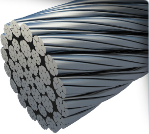 Wire Rope, Wire Ropes | CERTEX USA, Inc.