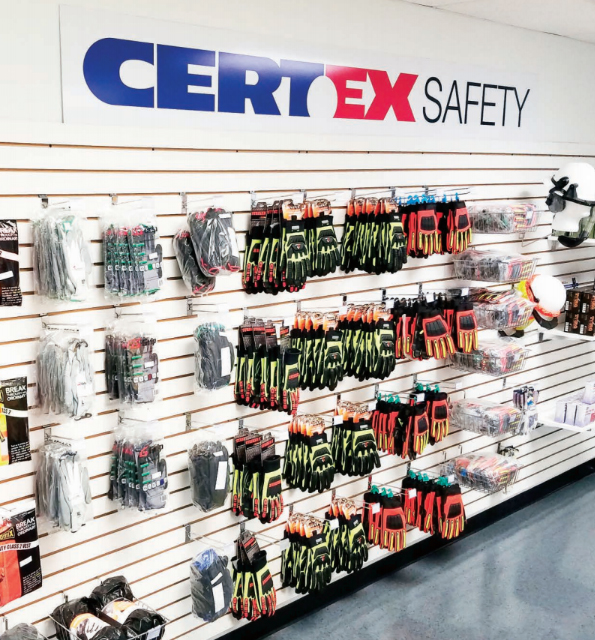 CERTEX USA Personal Protective Equipment